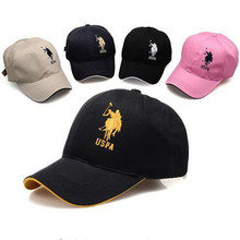 Snapback hat 2015 best-selling female male equine toe cap sports cap summer outdoor leisure cotton visor golf cap travel touca