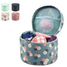 ec923f0754d48 Folding zipper lock storage box portable travel storage bag makeup  certificate D  water Oxford underwear