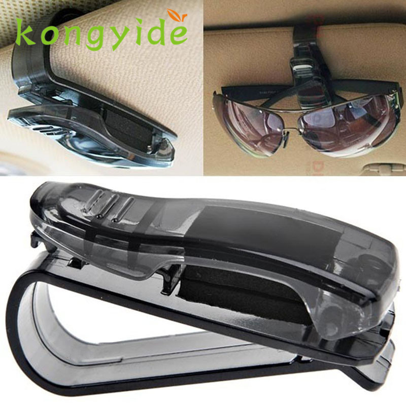 Parts & Accessories Car Suv Sun Visor Clip Sunglasses Storage Box Glasses Holder Transparent Color Boxes, Cases & Watch Winders