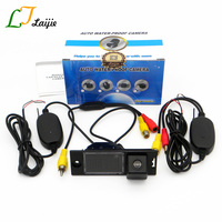 Laijie Car Rear View Camera For Hyundai ix35 2014~2016 / HD Wide Lens Angle / CCD Night Vision Auto Parking Backup Camera