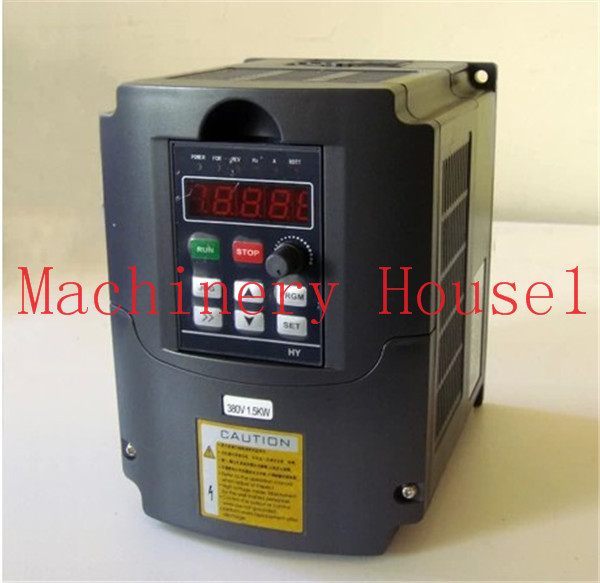Free Shipping Variable Frequency Drive VFD Inverter 1.5KW 2HP 220V 7A 1.5kw inverter new variable frequency drive vfd inverter 1 5kw 2hp 220v 7a 1 5kw inverter with potentiometer knob 220v ac