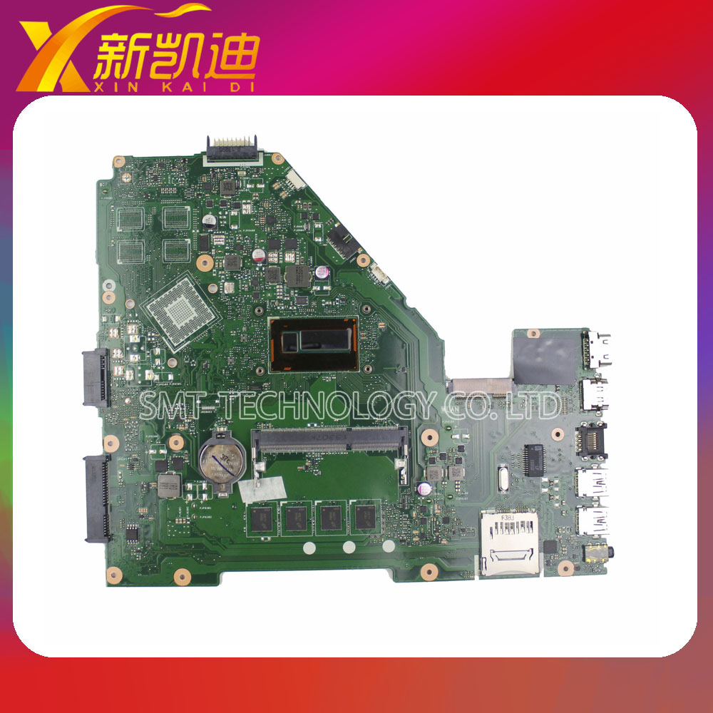 Original X550LA motherboard For Asus X550LD REV2.0 mainboard Processor I7-4500 CPU Integrated HD 4000 DDR3L Fully tested
