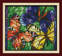 Counted Cross Stitch Diy Gift 11CT
