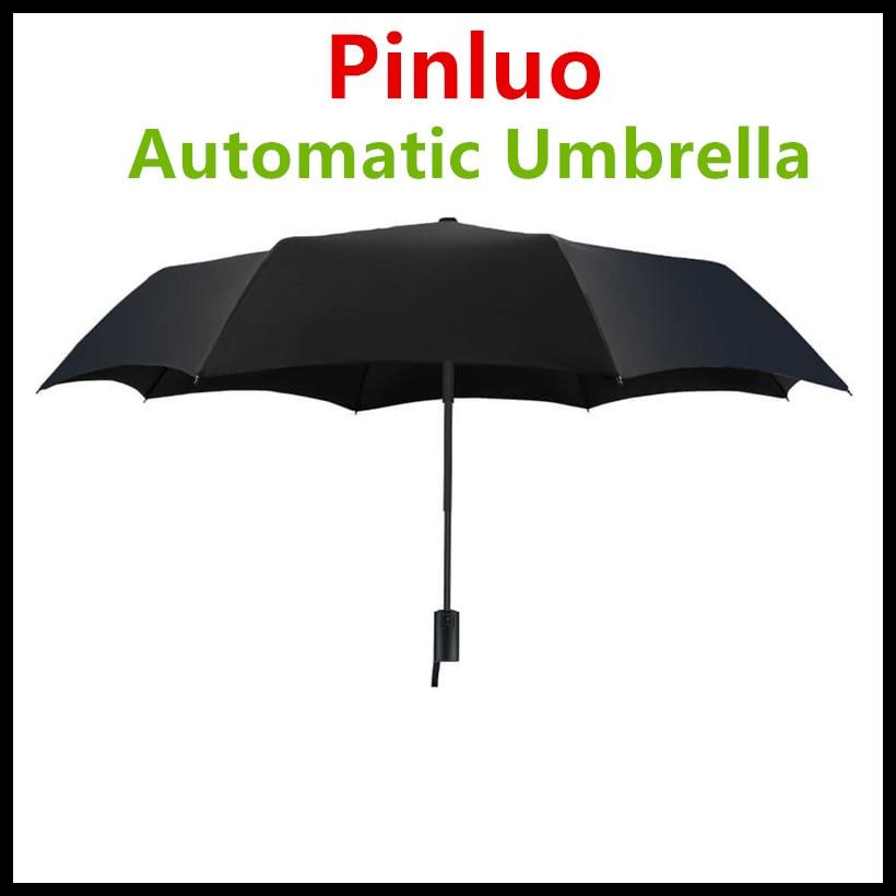 Consumer Electronics Xiaomi Mijia Automatic Sunny Rainy Bumbershoot Aluminum Windproof Waterproof Uv Parasol Man Woman Summer Winter Sunshade By Scientific Process