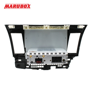 "Image 5 - MARUBOX Head Unit 1Din 4G RAM 10"" Android 9.0 For Mitsubishi Lancer 2006 2015 Stereo Radio GPS Navi Car Multimedia Player 716PX5"