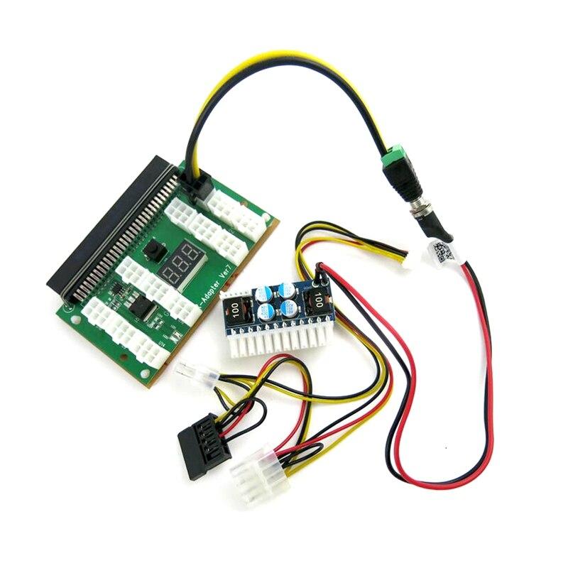 160 Watt Pin ATX Power Module Abbandonare Il Vostro Alimentatore ATX Interamente