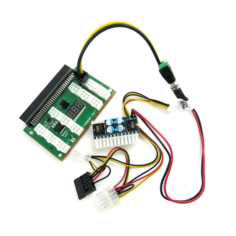 160Watt 24Pin ATX Power Module Ditch Your ATX Power Supply Entirely atx 300gu 400 watt 400w replace power supply replacement