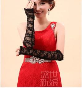 wedding gloves 2