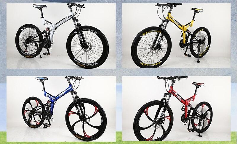 21 velocidades bicicletas freios a disco duplo