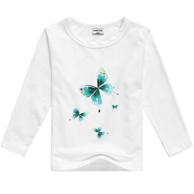 Children S T Shirt Baby Boys T Shirts Long Sleeve Autumn Boys