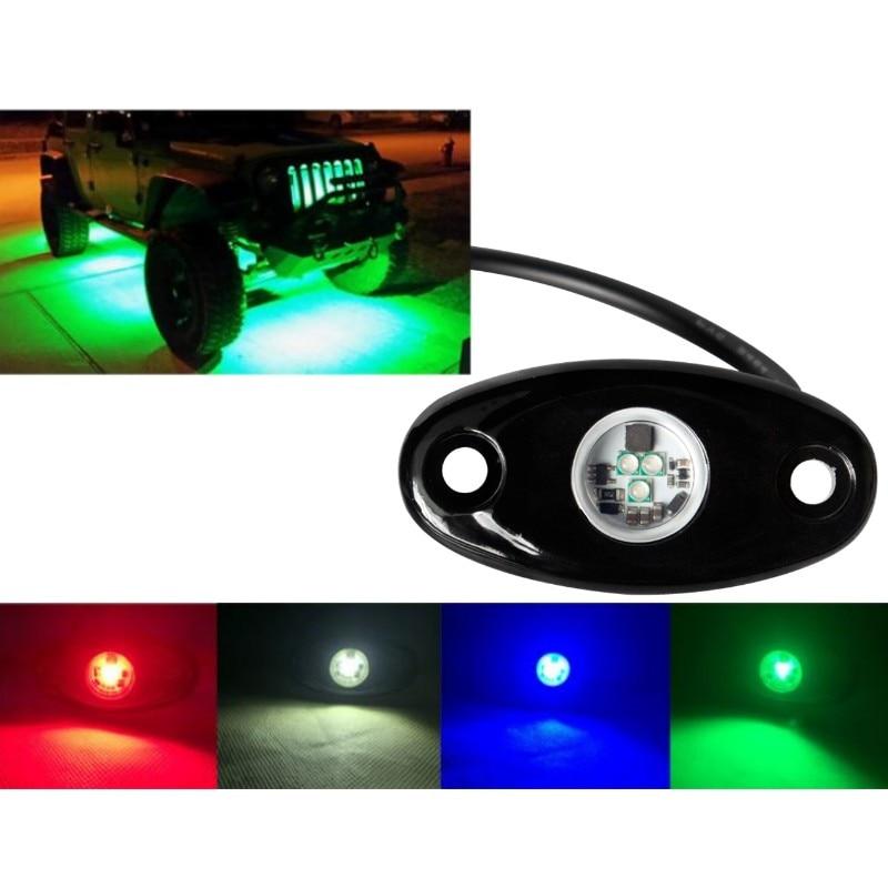 9W Led Flood Car Reverse Light License Plate Backup Tail Light Rear Lamp Offroad Car Truck