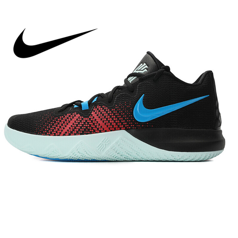 Original innovative NIKE KYRIE FLYTRAP EP Mens Basketball shoes Sport Outdoor Sneakers Comfortable Breathable High Top 2018 NewOriginal innovative NIKE KYRIE FLYTRAP EP Mens Basketball shoes Sport Outdoor Sneakers Comfortable Breathable High Top 2018 New