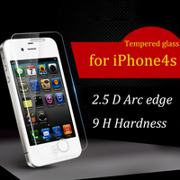 wholesale 50pcs film Tempered glas for iPhone 4s 5 6 6s 7 plus glass protective film screen protector protective