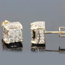 16a78ca81ff4 Rhinestone Earrings for Men - Compra lotes baratos de Rhinestone ...