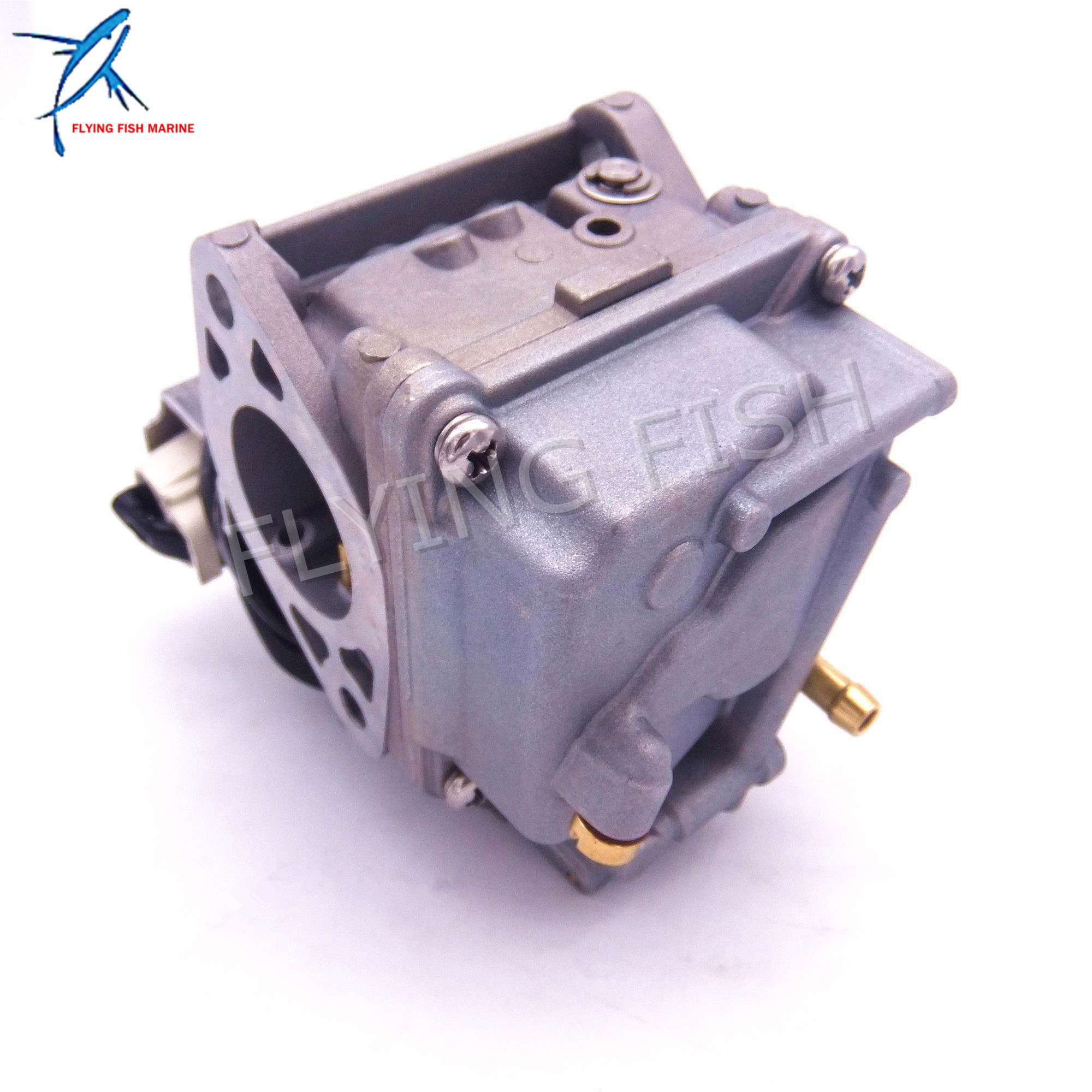 Image 3 - Outboard Engine Carburetor Assy 6AH 14301 00 6AH 14301 01 for Yamaha 4 stroke F20 Boat Motor Free Shipping-in Boat Engine from Automobiles & Motorcycles