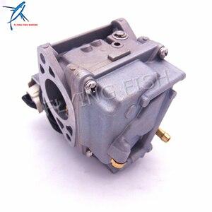Image 3 - Outboard Engine Carburetor Assy 6AH 14301 00 6AH 14301 01 for Yamaha 4 stroke F20 Boat Motor Free Shipping