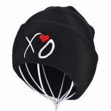 X.O Caps The Newest Dad Beanie Hats Winter For Women Men Knitted Girls Brand Hat Female And Male Warm Outdoors Skullies Caps