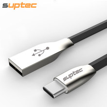 SUPTEC USB Type-C Cable USB 3.1 Type C Cable Fast Charging USB-C Charger Cord for Samsung S8 Xiaomi Huawei P9 P10 LG OnePlus