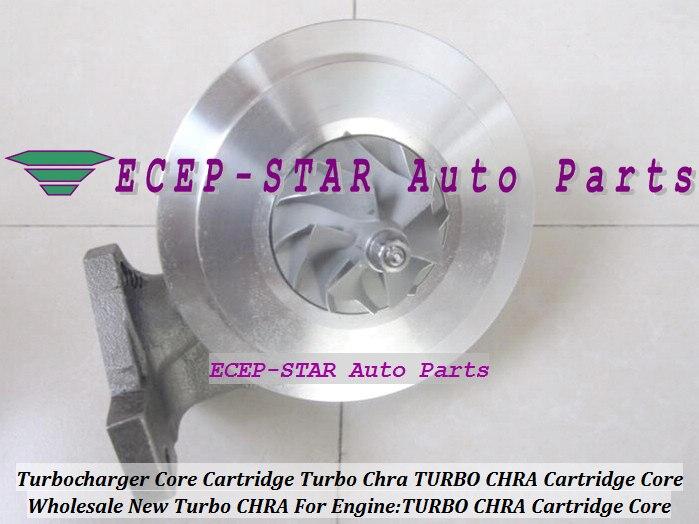 Turbocharger Core Turbocharger Cartridge Turbocharger Chra TURBO CHRA Cartridge Core 720931 53049880032 (5)