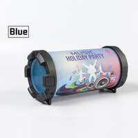 P-5030 Sports Portable Subwoofer Outdoor Bass Surround Sound Speaker Support Radio FM Mp3 Player For Computer Phone