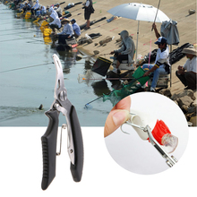 Multifunction Plier Carp Fishing Tackle Lure Hook Remover Line Cutter Scissors