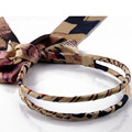 Stable Hairband and strong structure  Special Hair ribbon accessories ribbon hairband Super good quality