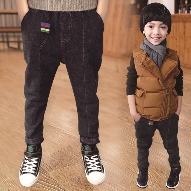 Children Pants Baby Boys Trousers Boys Clothing