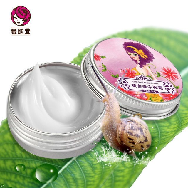 AFY Gold Snail Slime Cream Moisturizing Whitening Face Care Anti ...