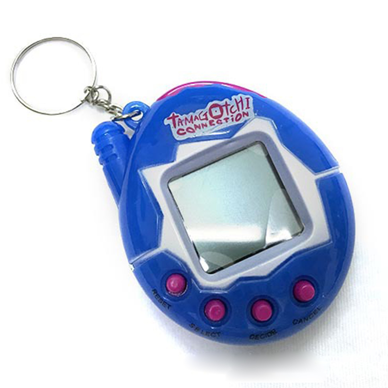 cute plastic Cyber Digital Virtual Tamagotch Game In One Virtual Cyber Pets Toy ...