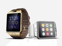 Geschäfts smartwatch ZY09 für iphone/5/6 plus Samsung LG bluetooth phone sync anruf sms Remote Camera mp3-player Schrittzähler