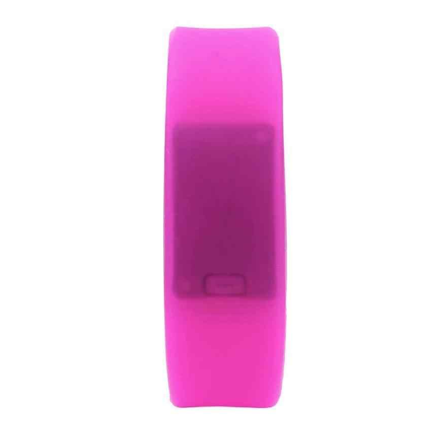 2017 סיליקון Led ספורט שעונים של נשים ילדים אלקטרוניים LED הדיגיטלי צפה Man גבירותיי ריצת ספורט גברים של שעונים שעון Saat