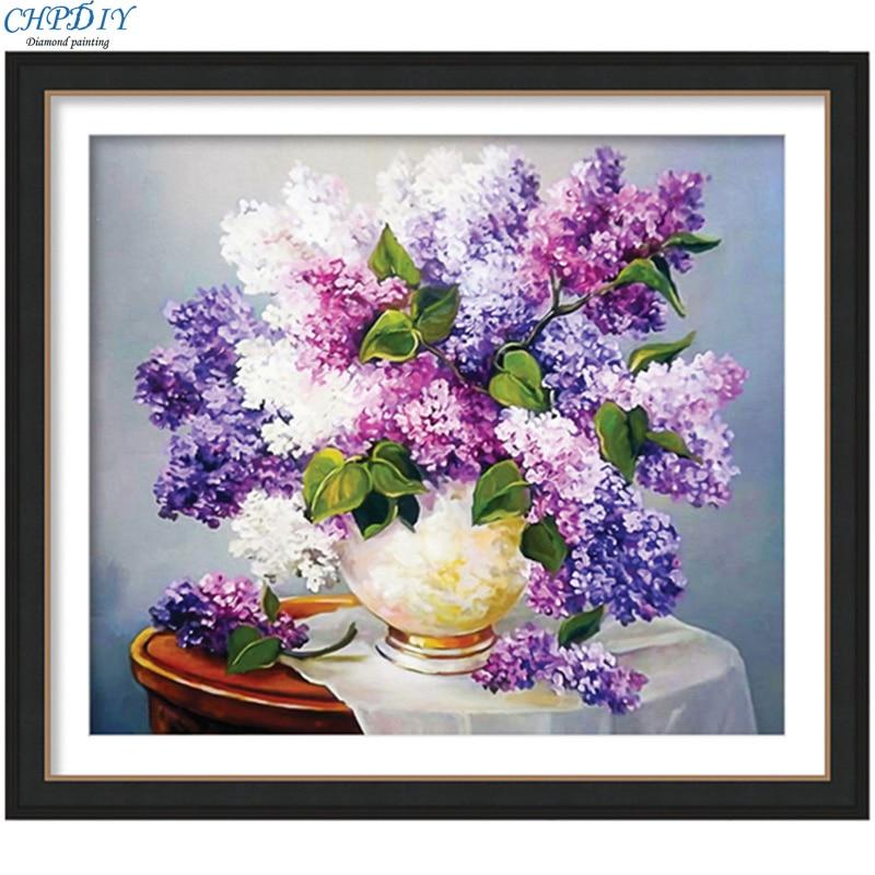 алмазная вышивка цветы бесплатная доставка