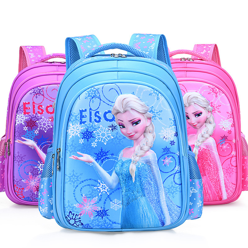 Perfect for back to school and Valentines for the little girls Frozen themed zipper pouches and accessories and even big girls