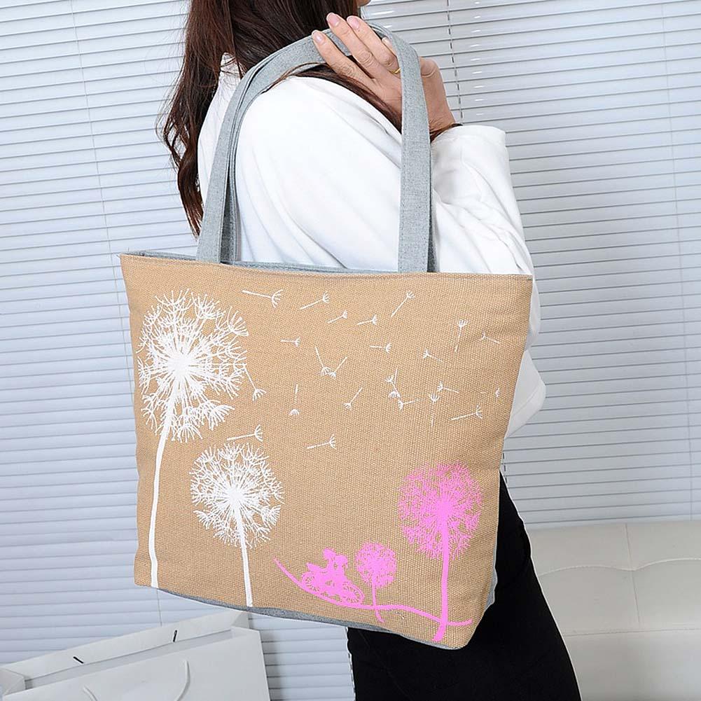 lona mulheres bolsa sacolas de Tipo de Item : Bolsas