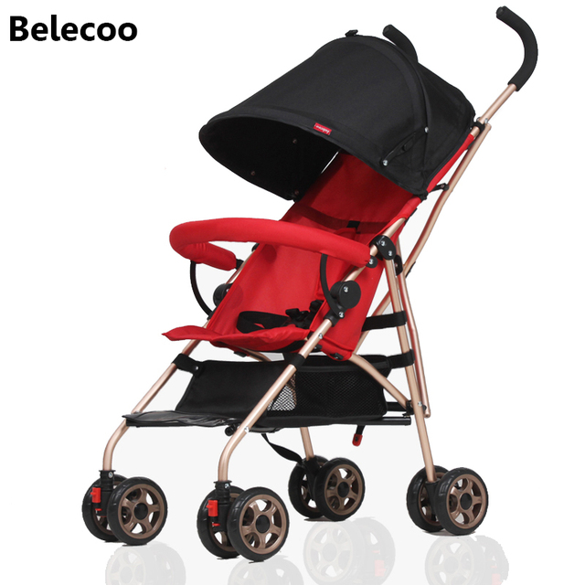 Stroller cane Lightweight stroller for a child Baby Stroller for travel Free deliver to Russia