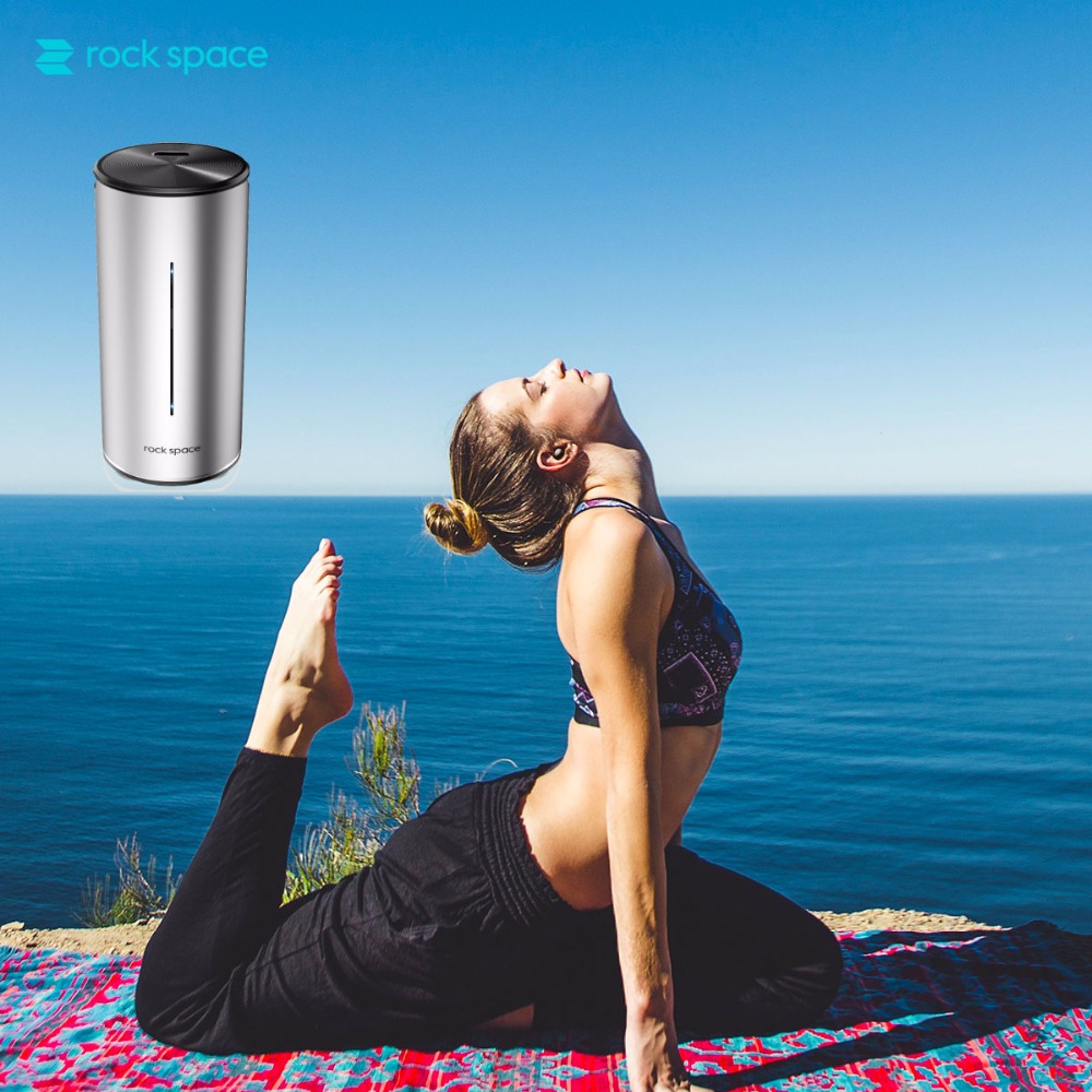 Rockspace EB50 Hifi Bluetooth Earbuds V4.2 Earphones Wireless Stereo Earphone Headset With Charging Box
