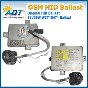 OEM Xenon HID Headlights Ballast for Mitsubishi W3T10471 W3T11371 X6T02981 W3T15671 D391510H3 for Suzuki Grand Vitara/R-Wagon