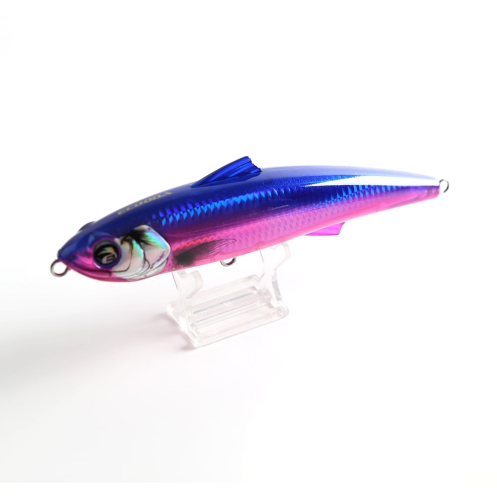 Le Fish Ecooda <font><b>180mm</b></font> 82g Topwater Fishing Popper <font><b>lure</b></font> Trolling big Pencil <font><b>Lure</b></font> Hard bait Floating For Kingfish/Tuna Saltwater image