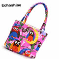 2016 Fashion Women Handbag Portable Case colorful Bag Women Portable Makeup Cosmetic Wash Case colorful Bag Handbag