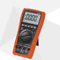 6000 Word High Precision Automatic Range Digital Multimeter Multifunction LCD Screen Multimeter Analog Bar Display
