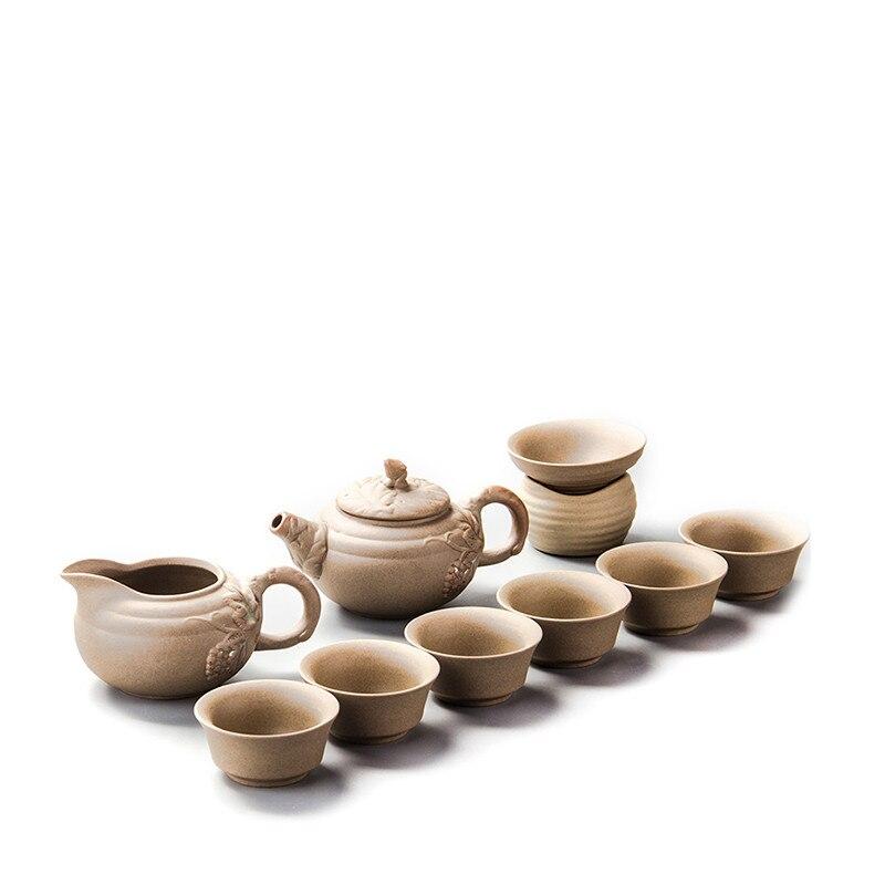 Ensemble de thé Kungfu chinois en céramique de haute qualité Teaset-Y0064