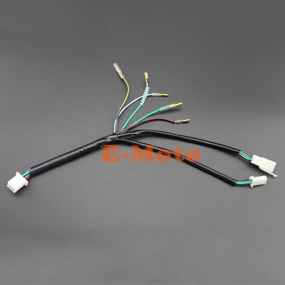 medium resolution of 125cc lifan engine wiring harness chinese pit dirt bike xr70 xr50 crf50