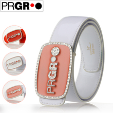 Prgr golf waistband sports lady strap all-match super-fibre waistbelt women golf girl belt accessories free shipping