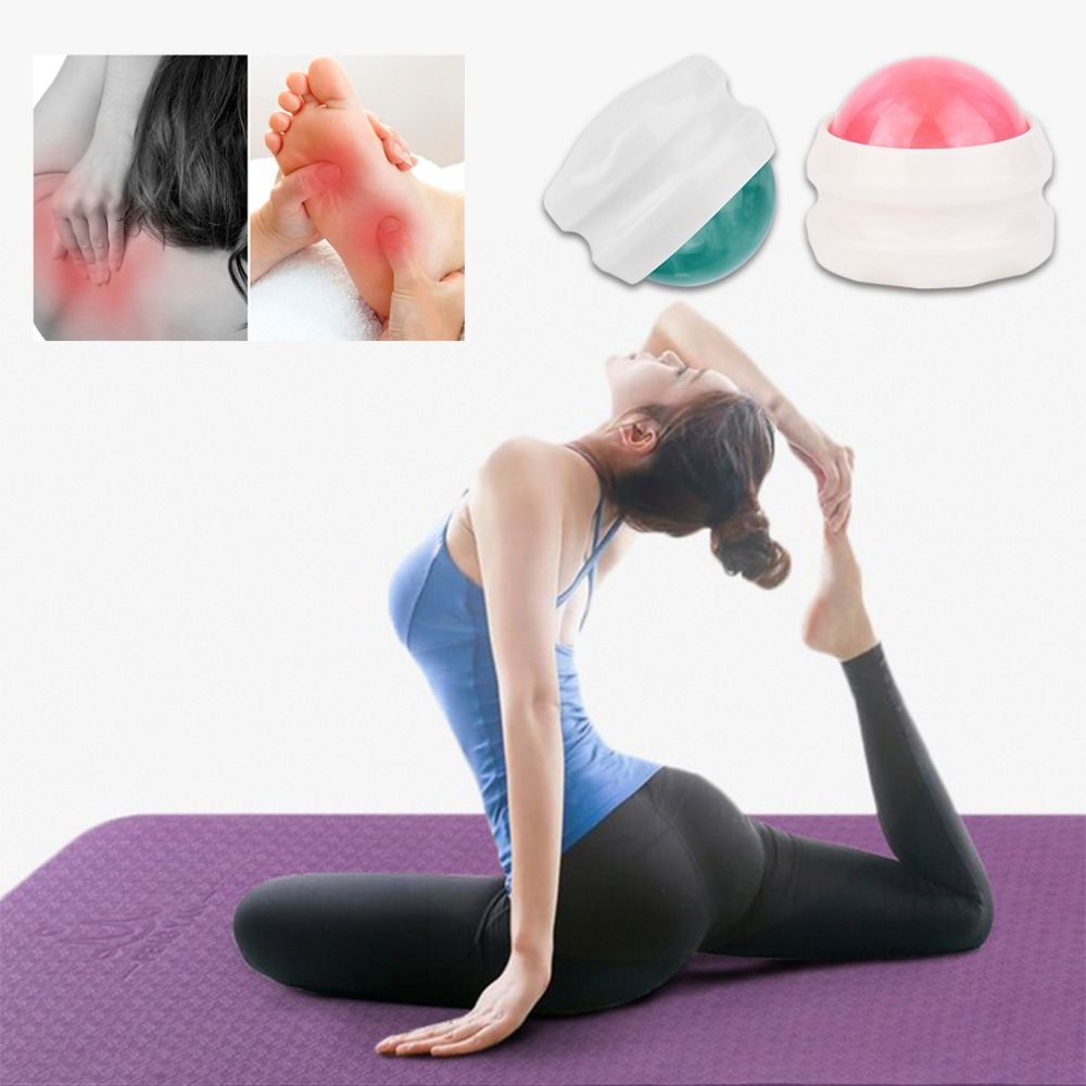 Massager Muscle Pain Stress Relief for Palm Foot Arm Neck Back Body Roller Massager Electric Relaxation Fitness Resin Hot Sale massager ergonomic design body self back hook massage stick muscle deep pressure original point body relaxation hot new
