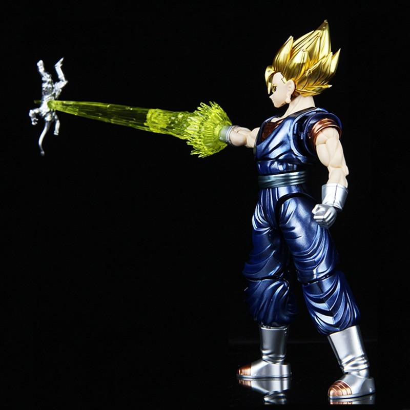 Offre spéciale originale Dragon Ball Super Saiyan végétto Ultra Instinct Goku Migatte métal coloriage Figure modèle Collection jouets - 3