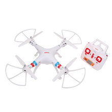 2015 PROFESSIONAL DRONES Syma X8C 2.4G 4CH 6-Axis Venture with 2MP Wide Angle Camera RC Drone Quadcopter RTF RC Helicopter