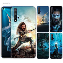 Aquaman Jason Momoa Case for Huawei Honor 8X 8C 8 9 10 20 Play 8A lite Pro V20 Y9 Y7 Y6 Y5 Prime 2018 2019 TPU Phone Bags Covers(China)