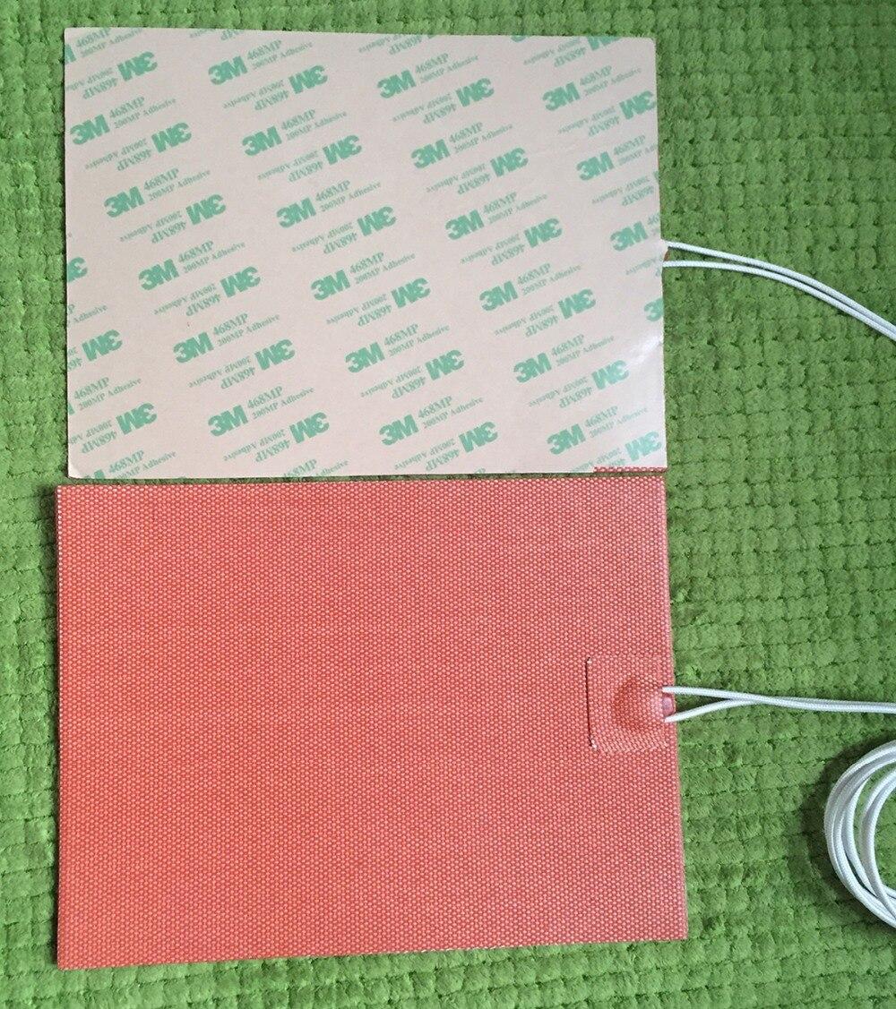 Silicone personalizzato calda letto/lettino riscaldato per stampante - Household Merchandises