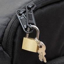 18MM Mini Copper Lock Luggage Case Keyed Padlock Backpacks jewelry boxes Lock