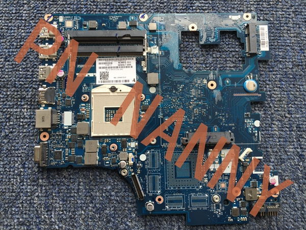 LA-7983P for Lenovo G780 laptop motherboard HM76 HD Graphics DDR3 GOOD Quality 100%test before shipment